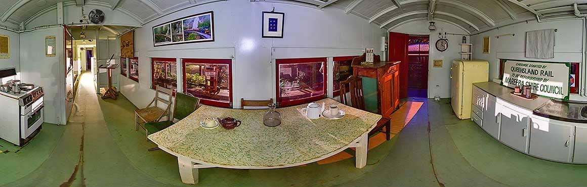 Supporting Mareeba Heritage Museum