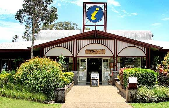 North Queensland Regional Visitor Information Centres