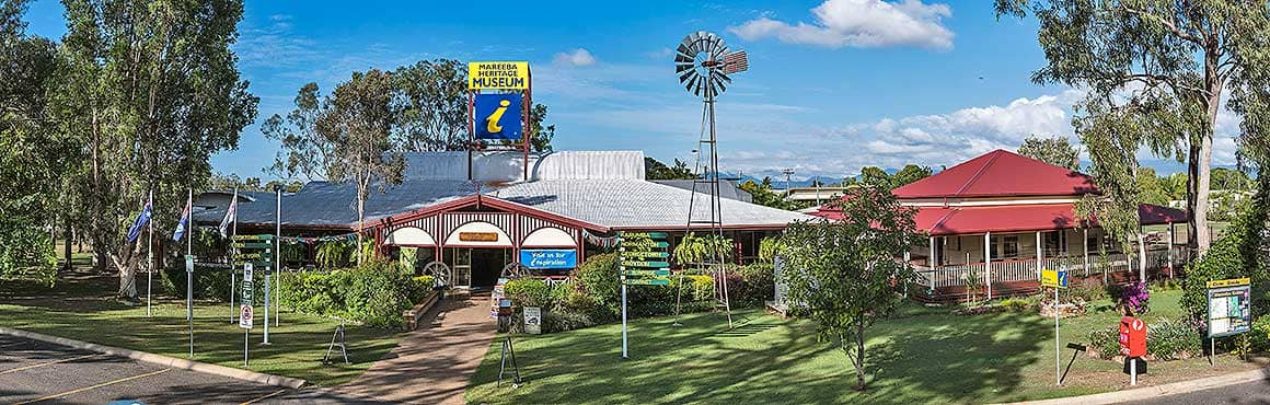 Mareeba Heritage Museum and Visitor Information Centre